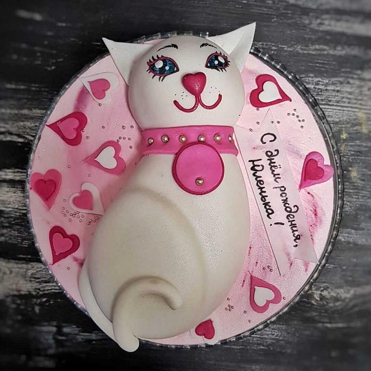 """Торт """"Кошка"""""""