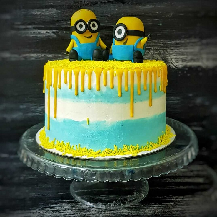 "Торт ""Миньоны"""