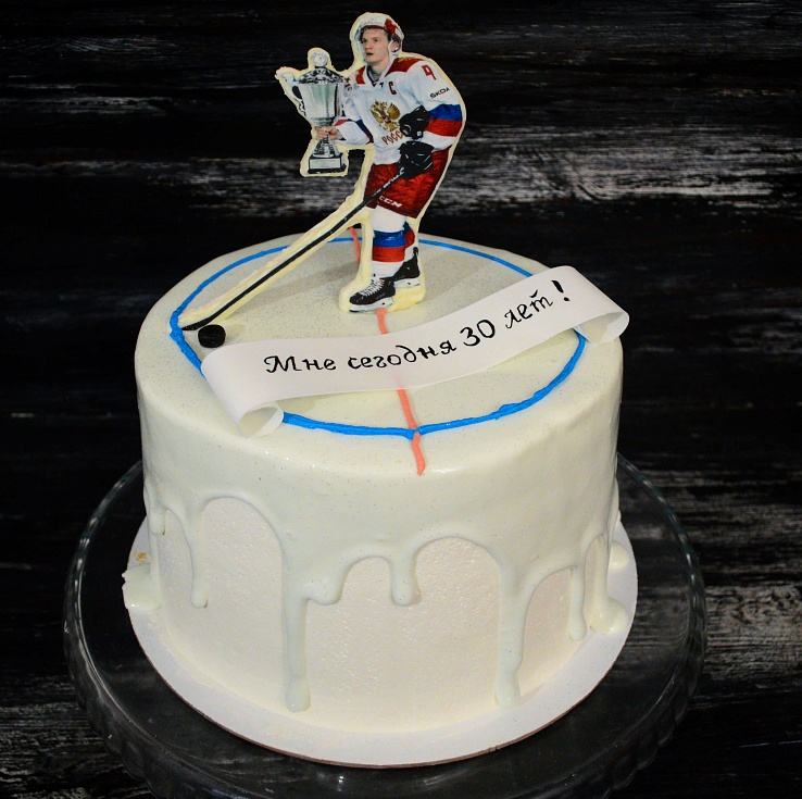 "Торт ""Хоккеисту"""