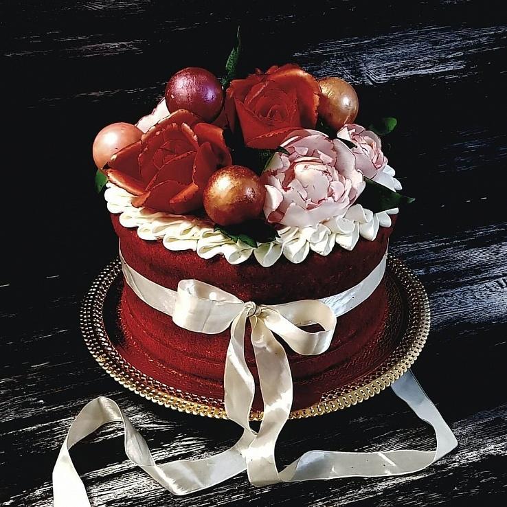 "Торт ""Шляпная коробка"""
