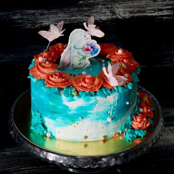 "Торт ""Зайка"""