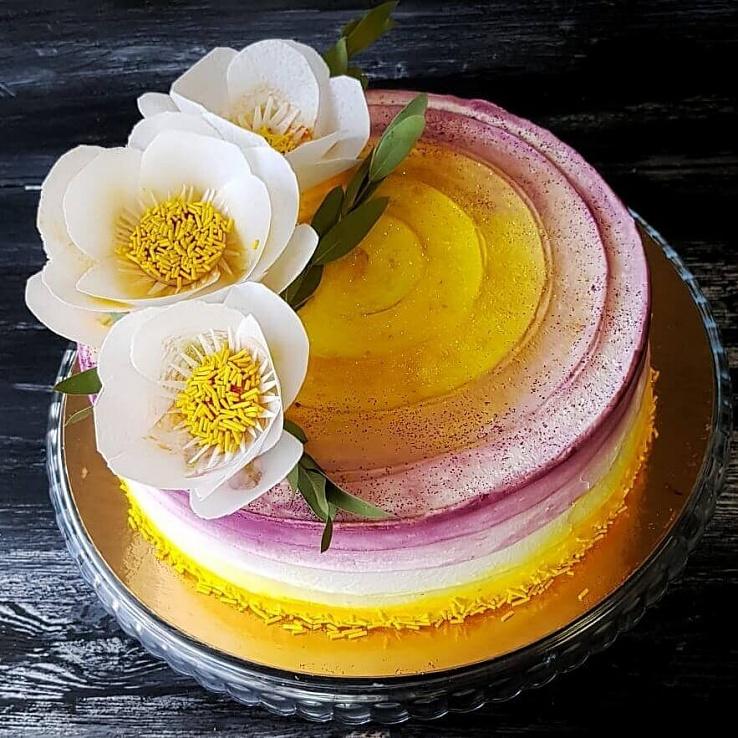 """Торт """"Лотос"""""""